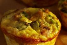 Muffin tin recipes / by Elise Sambrano