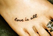 Tattoos / by Shannon Faye