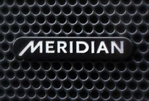 In-Car Audio / We use precision-positioned speakers that transform your experience of sound within you car, creating a personal and immersive musical performance while you drive. / by Meridian Audio