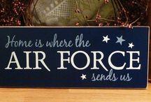 My Air Force Life / by Stephanie Lowe