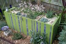 The Recycled Garden / by Nebraska Statewide Arboretum