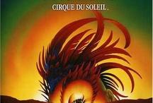 Cirque du Soleil / by Jonelle Cochran