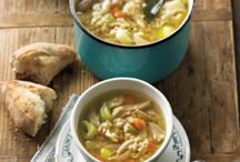 Soups for the Soul / by Kathy Montgomery