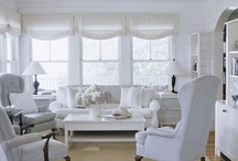 White Decor Ideas / You'll love these crisp white decor ideas / by Inspired Decor