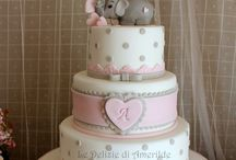 Elephant Cakes / by Autumn Rougeaux