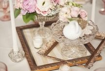 Pretty Centrepieces  / by Pretty Little Vintage {Melbourne}