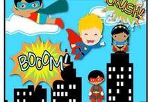 Super héros / by ad chris
