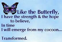 butterflies / by Renee Upton