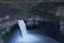 Waterfalls / by Sara Wilson