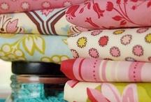 fabric love / by Angela Pingel