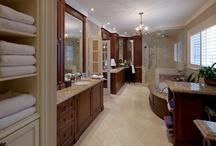 Dream Master Bedroom & Bath / by Kari Marquardt