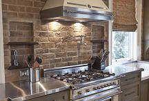 Kitchens / by Diana Nicholus