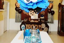 Cookie Monster Party / by Karrie Douglas