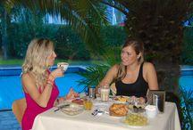 Breakfast / by Mirage Hotel