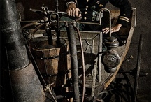Steampunk / by maemo maemo