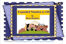 Expanded notation / by Shannon Contreras