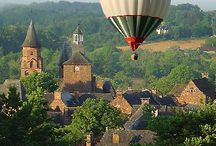 Limousin / Limousin is a region of France situated largely in the Massif Central. It is composed of 3 départements: Corrèze, Creuse and the Haute-Vienne. Limoges is the historical capital and largest city of the province of Limousin. / by New York In French .net