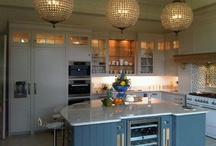 Project designed by me and published in KBB, Period Living, Beautiful Kitchens / by Cris Sega Designs