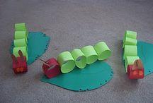 Caterpillar Theme / by {1plus1plus1} Carisa