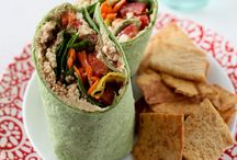 Food - Sandwiches and Wraps / by Carbomb Renee