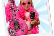 Rock Star Party / by Rebecca Wednesday