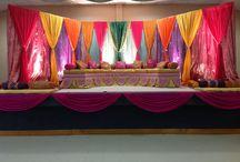 Alankar decorators. Indian Wedding Decor.  Pakistani Decor.  Mandaps.   / Boston's premier in Wedding and Event decor. Trusted execution of timeless & elegant design. Event decorators based in Massachusetts.  Serving all of New England  / by Shaadi Bazaar