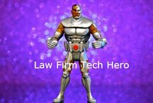 Legal IT and Law Firm Technology / by LexisNexis BLSS