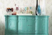 Painted Furniture / by Michelle Hall