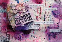 Art journal / by Joke Gysen