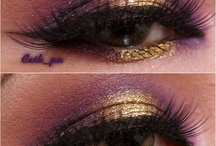 make up / by Tessa Laurendine Boyce