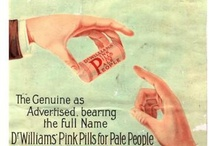 Retro Advertisements / by Jeanette Croteau