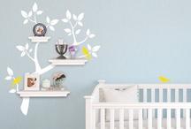 kids rooms & nurseries / by Samantha Foxe