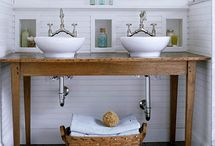 bathroom ideas / by Julie Shankle
