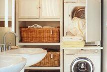 Buandrie / Laundry / by Hélène Mafeerie
