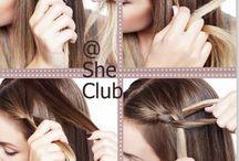 Hair / by Melissa Budden