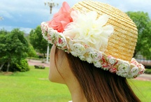 Sun Hat / by Forever Pretty