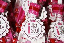 I heart you / Cute ideas for Valentines Day. / by Amy Allen