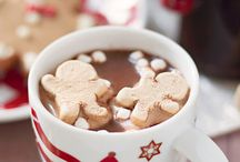 warm winter chocolate / warme chocolademelk. / by Margreet Kroon