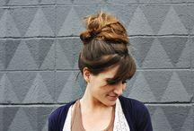 Hair / by Anisa Britt