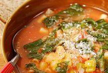Soups On! / by Sue Gladstone