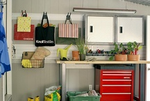 Garage Ideas / by Jennifer Saaty