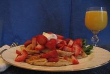 Breakfast Food / by Oak Grove Plantation Bed & Breakfast