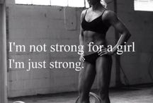 Stronger / by Holli Bernt Mills