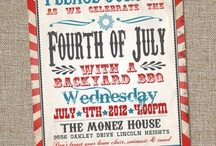 4th of July Party / by Audrey Whitlock
