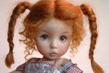 Dolls / by Bonnie Mullinax