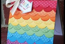Card Inspiration / by MagpieCreates: Sharlene Meyer Independent Stampin' Up! Demonstrator