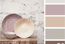 colour inspiration  / by Lizzie Carter