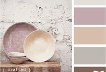 Colour palettes / by Alex Van Boerum