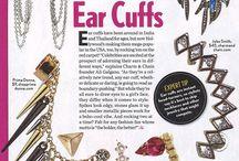 Earrings / by Dana Morgan