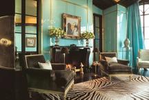 Beautiful Rooms / by Jennifer